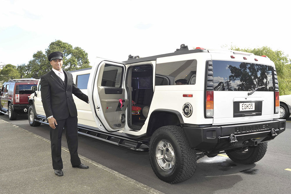 18 Seater Hummer Limousine